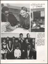 1984 Hall High School Yearbook Page 124 & 125