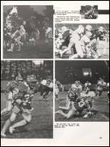 1984 Hall High School Yearbook Page 138 & 139