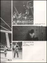 1984 Hall High School Yearbook Page 146 & 147