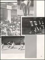 1984 Hall High School Yearbook Page 154 & 155