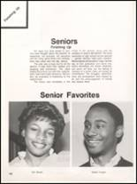 1984 Hall High School Yearbook Page 192 & 193