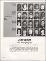 1984 Hall High School Yearbook Page 196 & 197