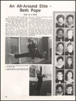 1984 Hall High School Yearbook Page 198 & 199