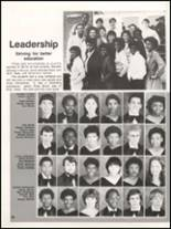 1984 Hall High School Yearbook Page 200 & 201