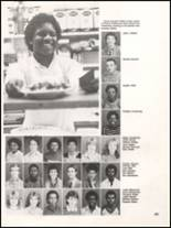 1984 Hall High School Yearbook Page 206 & 207