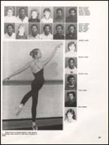 1984 Hall High School Yearbook Page 210 & 211