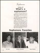 1984 Hall High School Yearbook Page 218 & 219