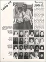1984 Hall High School Yearbook Page 220 & 221