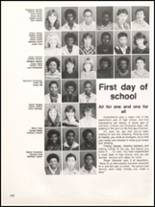 1984 Hall High School Yearbook Page 222 & 223