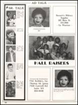 1984 Hall High School Yearbook Page 240 & 241