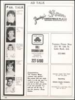 1984 Hall High School Yearbook Page 244 & 245