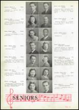 1941 Uniontown High School Yearbook Page 14 & 15