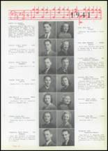 1941 Uniontown High School Yearbook Page 16 & 17