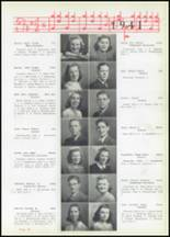 1941 Uniontown High School Yearbook Page 18 & 19