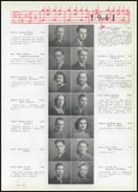1941 Uniontown High School Yearbook Page 22 & 23