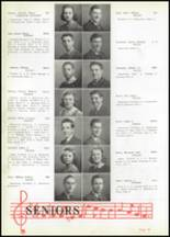 1941 Uniontown High School Yearbook Page 24 & 25