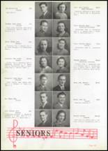 1941 Uniontown High School Yearbook Page 26 & 27
