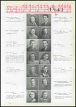1941 Uniontown High School Yearbook Page 30 & 31