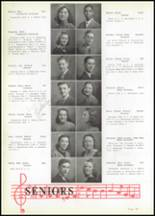1941 Uniontown High School Yearbook Page 32 & 33