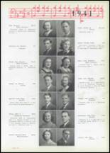 1941 Uniontown High School Yearbook Page 34 & 35