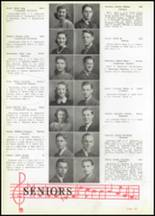 1941 Uniontown High School Yearbook Page 36 & 37