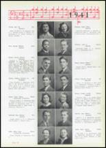 1941 Uniontown High School Yearbook Page 38 & 39