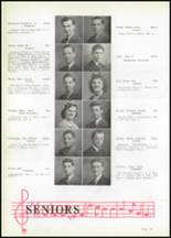 1941 Uniontown High School Yearbook Page 40 & 41