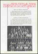 1941 Uniontown High School Yearbook Page 64 & 65
