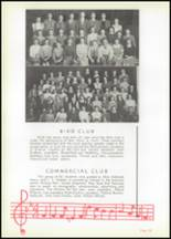 1941 Uniontown High School Yearbook Page 66 & 67