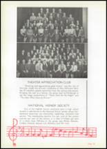 1941 Uniontown High School Yearbook Page 74 & 75