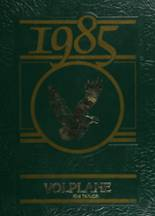 1985 Yearbook Firestone High School