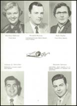 1955 Northwestern High School Yearbook Page 12 & 13
