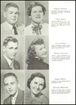 1955 Northwestern High School Yearbook Page 14 & 15