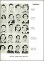 1955 Northwestern High School Yearbook Page 28 & 29