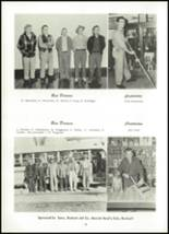 1955 Northwestern High School Yearbook Page 30 & 31