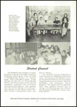 1955 Northwestern High School Yearbook Page 32 & 33