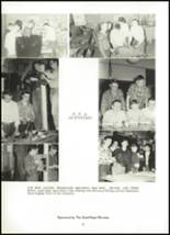 1955 Northwestern High School Yearbook Page 40 & 41