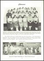 1955 Northwestern High School Yearbook Page 42 & 43