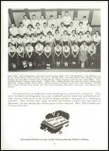 1955 Northwestern High School Yearbook Page 44 & 45
