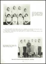 1955 Northwestern High School Yearbook Page 46 & 47