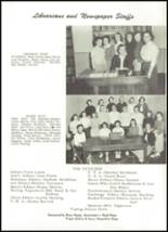 1955 Northwestern High School Yearbook Page 48 & 49