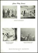 1955 Northwestern High School Yearbook Page 50 & 51