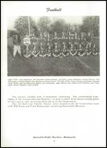 1955 Northwestern High School Yearbook Page 52 & 53