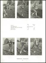 1955 Northwestern High School Yearbook Page 54 & 55