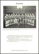 1955 Northwestern High School Yearbook Page 56 & 57