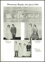 1955 Northwestern High School Yearbook Page 64 & 65