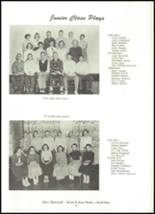 1955 Northwestern High School Yearbook Page 66 & 67