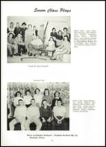 1955 Northwestern High School Yearbook Page 68 & 69