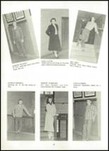 1955 Northwestern High School Yearbook Page 72 & 73