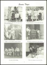 1955 Northwestern High School Yearbook Page 74 & 75